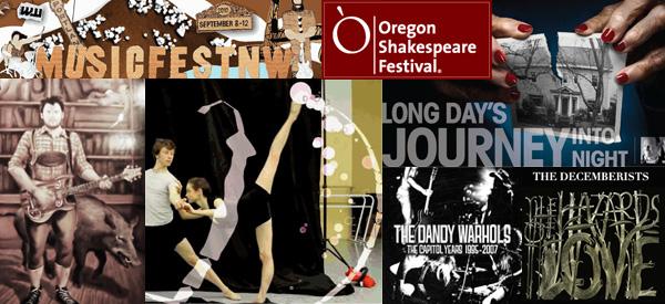 Oregon Talent